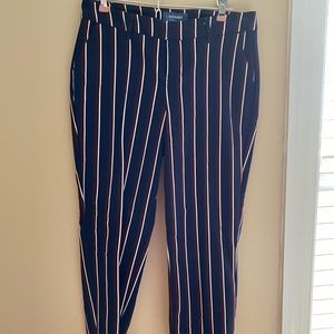 Old Navy Striped Pants - Mid-Rise - Harper